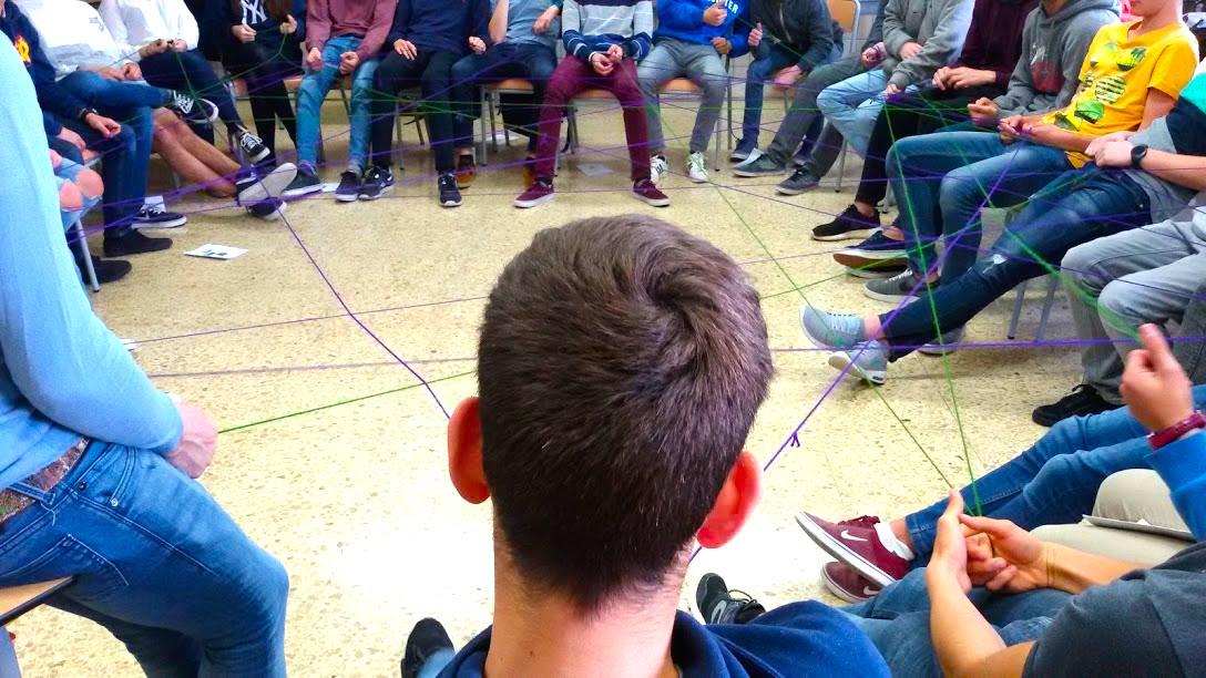 Taller sobre educación afectivo sexual en Bizkaia